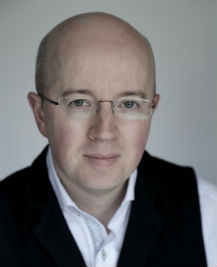 A photograph of David Carron, head of learning at Enate