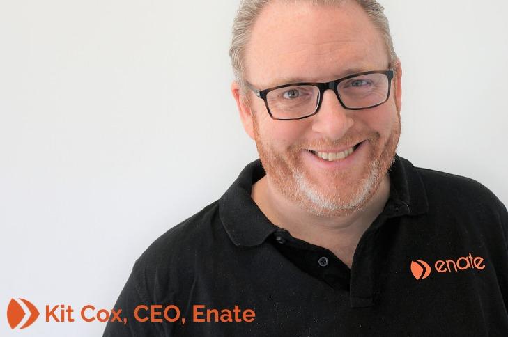 Kit Cox, CEO, Enate